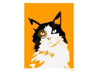 Jack White the Cat