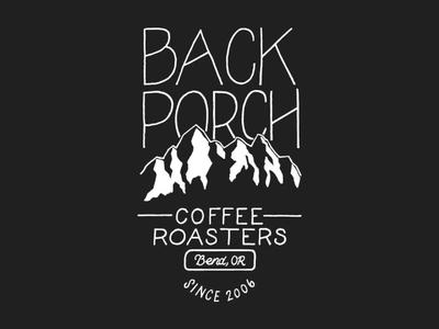Backporch Coffee Roasters Mug Design 1