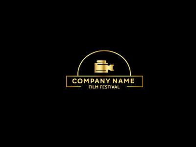 FILM LOGO graphic design شعار شعار العقارات شعارات logodesign busness logo modern logo house logo logo design logos logo film logo