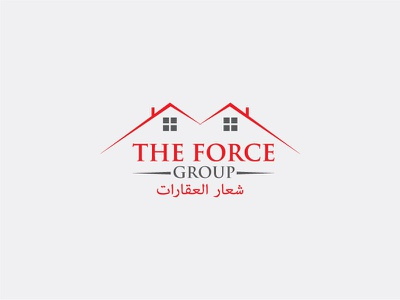 REAL ESTATE LOGO tshirt art graphicdesign graphic design شعار شعار العقارات شعارات logodesign busness logo modern logo house logo logo designs logo design logos logo