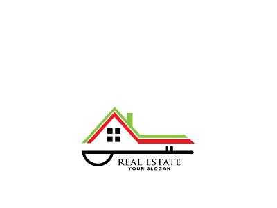 real estate logo شعارات-عربية branding logo design house logo modern logo busness logo شعار العقارات responsive logodesign logos logo home logo real estate logo