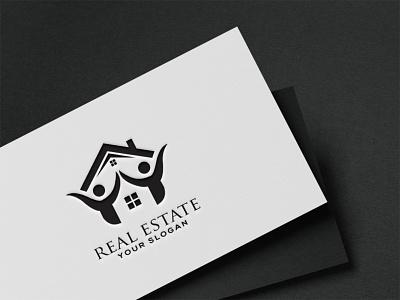 real estate logo homesweethome homedecor logomaker logotype logodesigner logodesigns illustration logodesign شعارات graphic design real estate logo شعار العقارات busness logo modern logo house logo logos