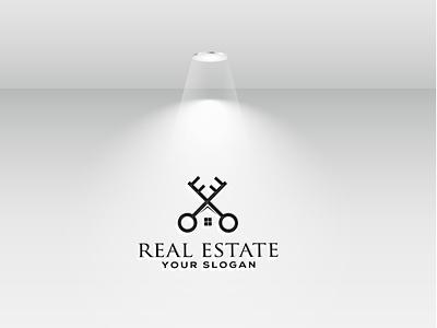 real estate logo housse logo home design tshirt logo design شعارات-عربية unique logo graphic design modern logo busness logo house logo شعار العقارات logo logos real estate logo