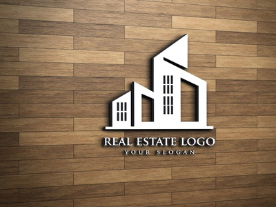 real estate logo branding 3d animation ui illustration design شعار العقارات logodesign logo busness logo modern logo logos house logo motion graphics graphic design logo design real estate real estate logo