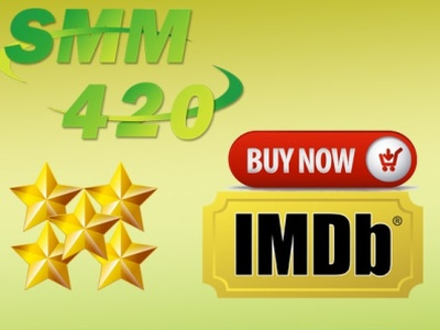 Buy IMDb Rating - SMM420 Worldwide reviews are 100% safe buy imdb rating