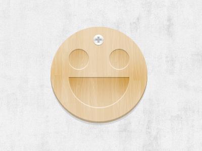 Avatar avatar chia yi lai wood smile screw