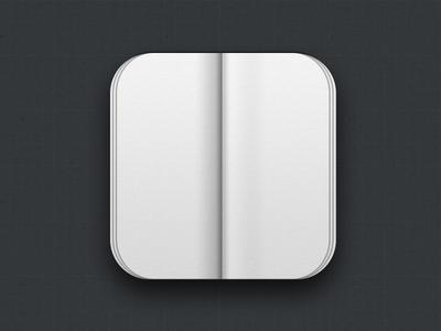 Book icon book icon paper