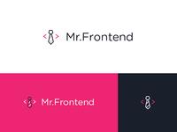 Mr.Frontend Logo