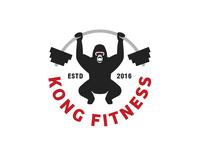 Kong Fitness Logo