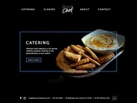 Phantom Chef Website