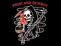 Print and Destroy