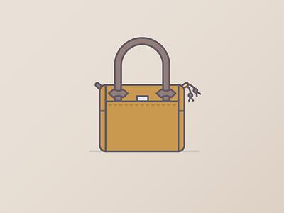 Filson Tote Tan graphic illustration filson branding duffle bags