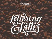 Lettering & Lattes