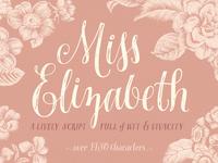 Miss Elizabeth Script