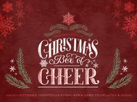 The Creatifolio Christmas Box of Cheer!