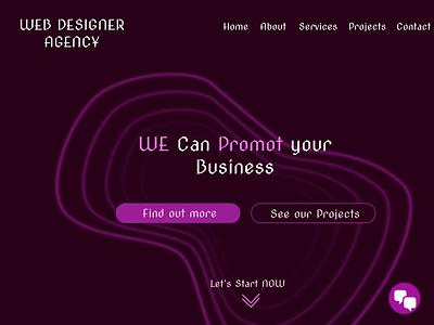 Web Design Agency typography ux graphic design ui