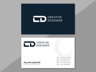 Business Card designer graphic branding logo illustrator ai vectr business card design card business professional