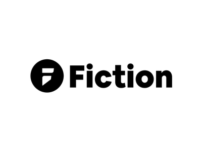 Say hello to FictionSolution! motion design motion smooth flat minimal icon concept fiction 2d animation logoanimation logomotion logo black and white logo blackandwhite black design