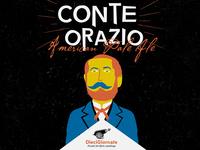 Conte Orazio - Beer Label