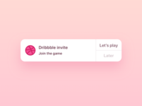 2 Dribbble Invitations Giveaway 🎉 🎟