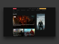 Video feed page