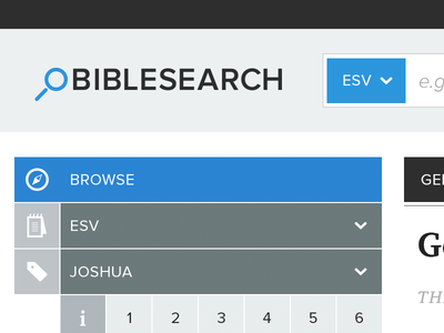 Bibles.Org Style Tile