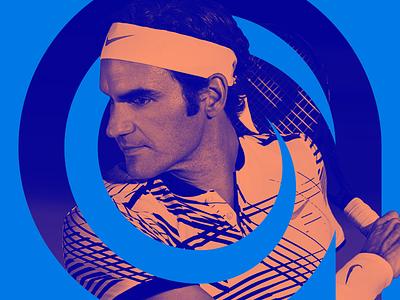 Australian Open tennis sports photo identity brand