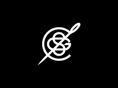 Commute Soft Goods monogram identity brand logo