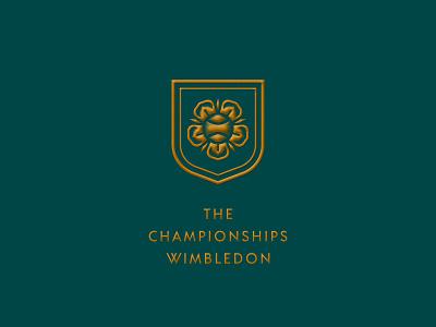 Wimbledon concept sports wimbledon logo tennis