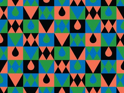 BGW_pattern pattern branding identity
