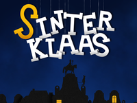 Concept Sinterklaas design for web