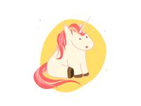 Magically minimal unicorn