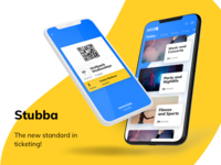 UI design for Stubba