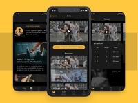 Robby Robinson App Design