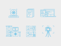 Skills/Services Icons