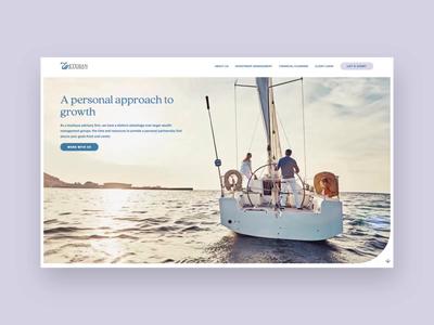 Etesian Wealth Advisors Website