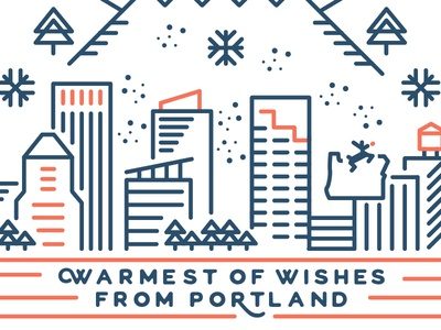 2016 Holiday Email Hero christmas holiday portland