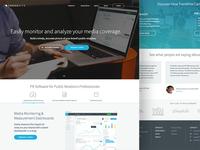 Trendkite Homepage
