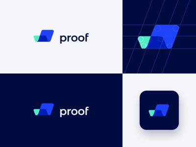 proof logo exploration