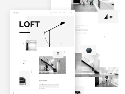 Loft. / Homepage