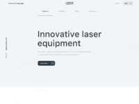 Lasercomponents wireframe