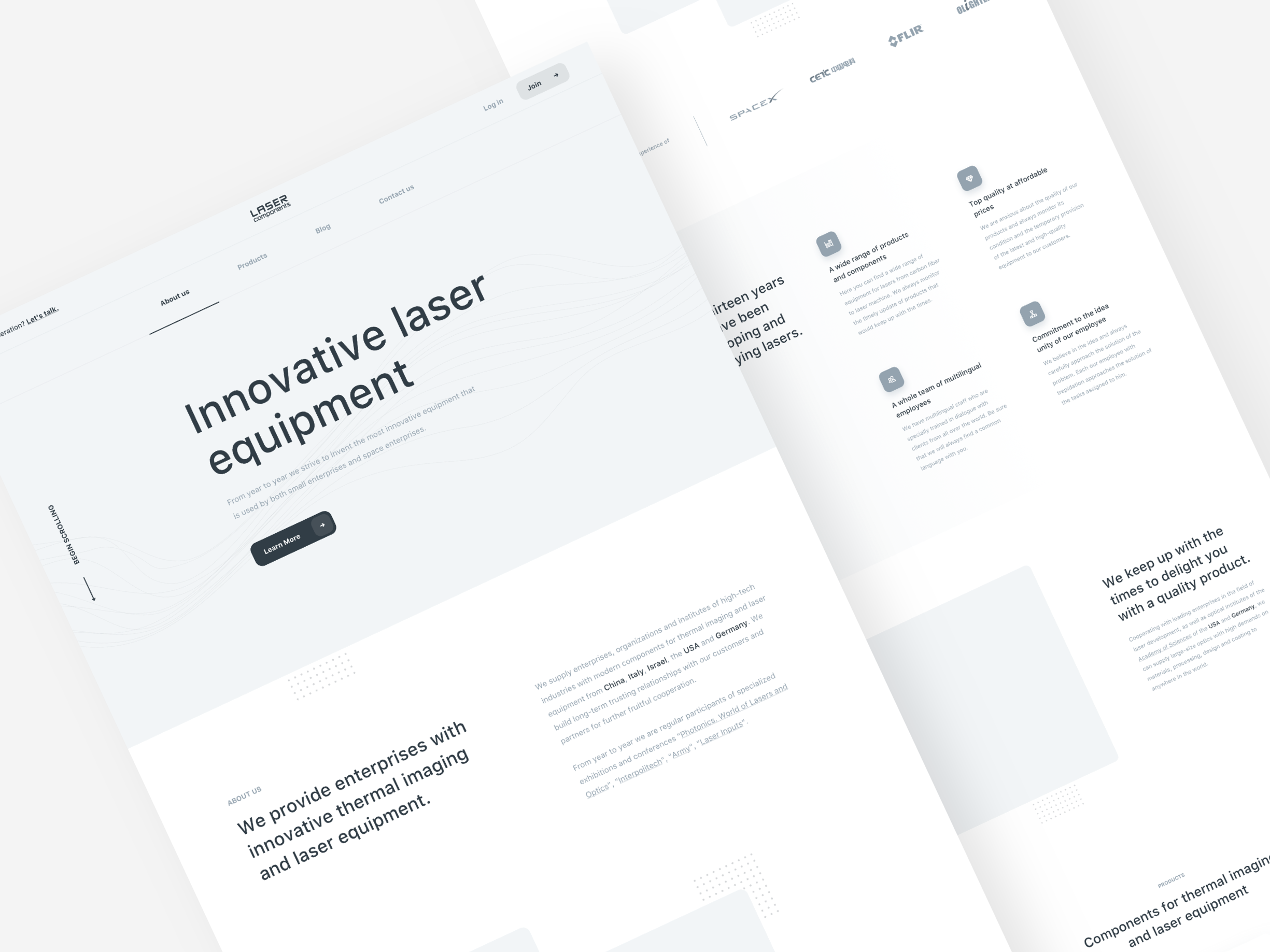 Dribbble wireframe al