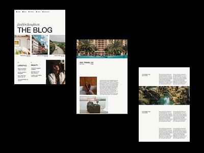 WEBFLOW BLOG TEMPLATE blog design web design modern branding minimal webdesign typography typeface web design