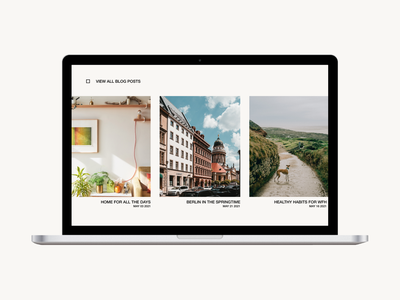 WEBFLOW BLOG TEMPLATE ecommerce blog design design modern branding minimal webdesign typography typeface web design