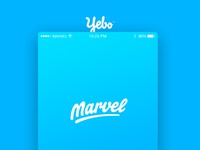 Yebo for Marvel