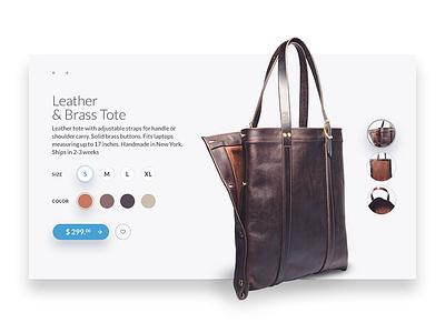 Kauf Web UI Kit - Preview description buy details product detail eshop shop ecommerce ux ui kit template website