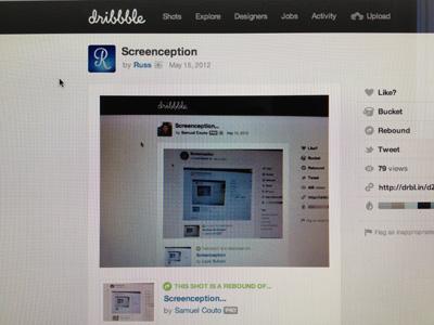 Screenception