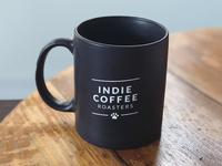 Indie Coffee Roasters Coffee Mug