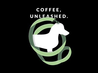 Coffee Unleashed T-shirt Design