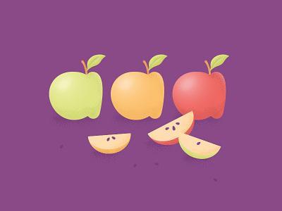 A is for Apple / Brunch, Brunch Baby! childrens book illustration childrens book book lettering illustration alphabet a apple